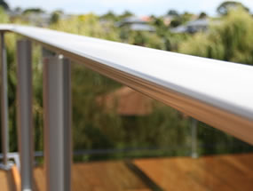Profile Balustrading By Envision Aluminium Marlborough NZ