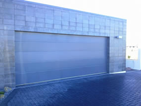 Sectional Garage Doors By Envision Aluminium Marlborough NZ